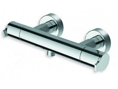 - Chrome-plated single handle thermostatic shower mixer DIARIO   Thermostatic shower mixer - CRISTINA Rubinetterie