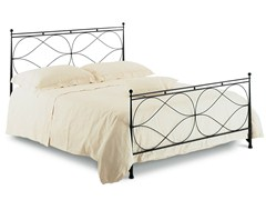 - Iron double bed RAPHAEL | Double bed - Cantori