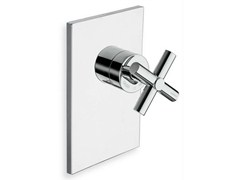 - Chrome-plated single handle shower mixer EXCLUSIVE | Single handle shower mixer - CRISTINA Rubinetterie
