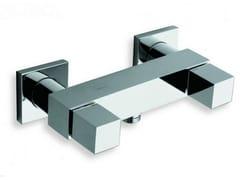 - Chrome-plated shower tap QUADRI | Shower tap - CRISTINA Rubinetterie