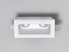 - Invisible gypsum spotlight XGQ1004-2 | Spotlight - PANZERI