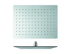 - Ceiling mounted chrome-plated overhead shower with anti-lime system SANDWICH   Overhead shower - CRISTINA Rubinetterie