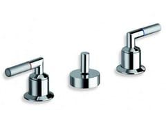 - 3 hole chrome-plated countertop bidet tap PICCHE ELITE | Bidet tap - CRISTINA Rubinetterie