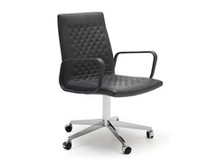 - Task chair with armrests DS-1051 | Task chair with 5-Spoke base - de Sede