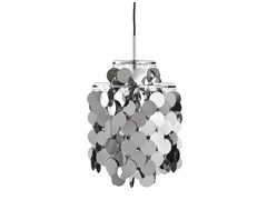 - Metal pendant lamp FUN 2DA - Verpan