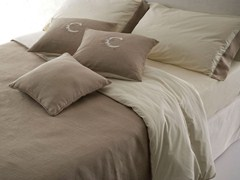 - Solid-color cotton bedding set LINONE - Cantori