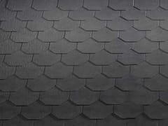 - Roman and flat roof clay tile ARDESIA CERAMICA 25X40 EXAGONAL - ARDESIE CERAMICHE