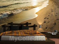 Panoramic wallpaper LA PLAYA - MyCollection.it