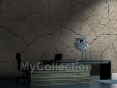 Wall-effect wallpaper WALL - MyCollection.it