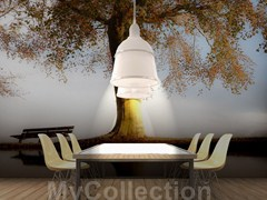 Panoramic wallpaper PEACE OF MIND - MyCollection.it