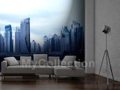 Panoramic wallpaper DUBAI MARINA - MyCollection.it