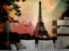 Panoramic wallpaper FRANCES - MyCollection.it