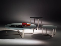 - Round coffee table SUSHI | Round coffee table - F.lli Orsenigo