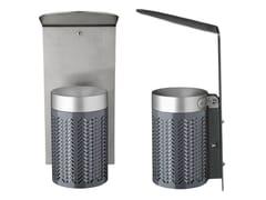 - Steel ashtray ZIGZAG   Ashtray - Nola Industrier