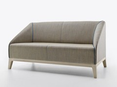 - 2 seater sofa SLOW | 2 seater sofa - Passoni Nature