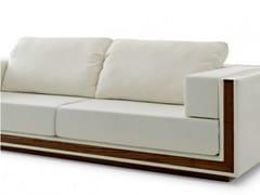 - 3 seater fabric sofa PENROSE | Sofa - Passoni Nature