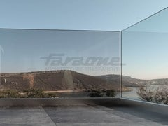 - Glass balustrade NINFA 90 - FARAONE