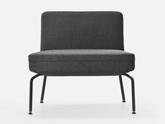 - Fabric guest chair SERIE 50 | Armchair - La Cividina