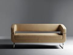 - 2 seater leisure sofa MATRIX | 2 seater sofa - La Cividina
