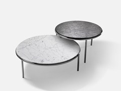 - Low round coffee table UP | Round coffee table - La Cividina