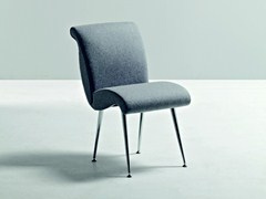 - Upholstered fabric chair GENESIS | Chair - La Cividina