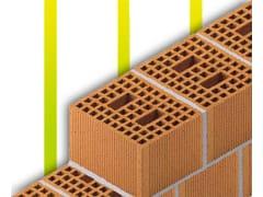 Blocchi portanti in laterizioALVEOLATER® 45 - 50 - 55 - CONSORZIO ALVEOLATER