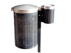 - Plate waste bin ZIGZAG | Waste bin - Nola Industrier