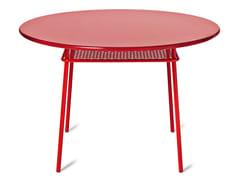 - Round steel table WIMBLEDON | Round table - Nola Industrier