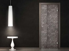 Glass door QUADRA QLS | BRILLANTINI - OTC Doors