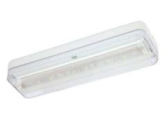 - LED ceiling-mounted emergency light NOVA | LED emergency light - DAISALUX