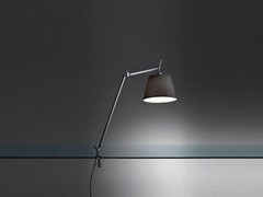 - Fabric clamp light TOLOMEO TABLE MEGA - Artemide