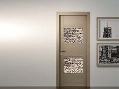 Wooden door QUADRA FASHION S09 - OTC Doors