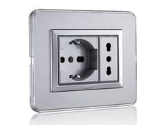 - Aluminium wiring accessories ALLUMIA PERSONAL - AVE