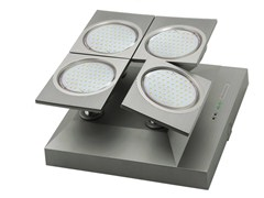 - LED ceiling-mounted adjustable emergency light ZENIT | Adjustable emergency light - DAISALUX