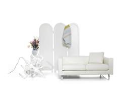 - Sofa with fire retardant padding BOUTIQUE LEATHER | 2 seater sofa - Moooi©