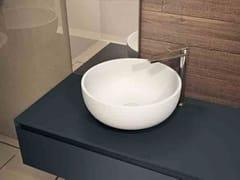 - Countertop round Aquatek washbasin BACINELLA - IdeaGroup