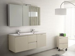 - Single vanity unit MISTRAL COMP 07 - IdeaGroup