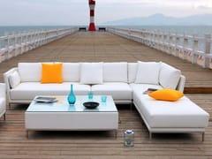 - Sectional garden sofa SAO PAULO | Sectional sofa - Sérénité Luxury Monaco