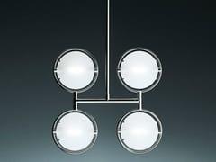 - Adjustable pendant lamp NOBI 4 | Pendant lamp - FontanaArte