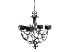 - Iron chandelier IAGO | Chandelier - Cantori