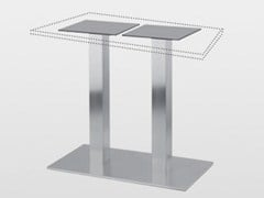 - Table base I72X44 | Table base - GABER