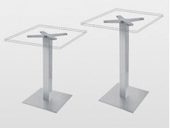 - Table base I60X60110 / I60X60 | Table base - GABER