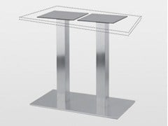 - Table base I72X44110 | Table base - GABER