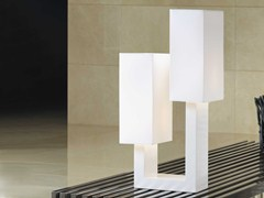 - Wooden table lamp IL - ENVY