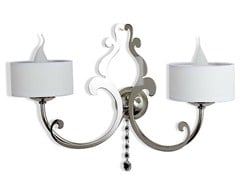 - Iron wall lamp IAGO | Wall lamp - Cantori