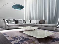 - Corner sectional sofa ATOLLO | Corner sofa - ERBA ITALIA