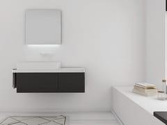 - Lacquered vanity unit STRUCTURE | Vanity unit - INBANI