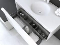 Divisorio per cassetti in metalloKA | Divisorio per cassetti - INBANI
