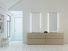 - Vanity unit with drawers STRATO | Vanity unit - INBANI