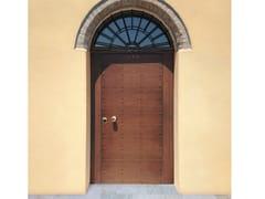 Porta d'ingresso blindata in abete ad arcoSUPERIOR - 16.5061 M16 - BAUXT